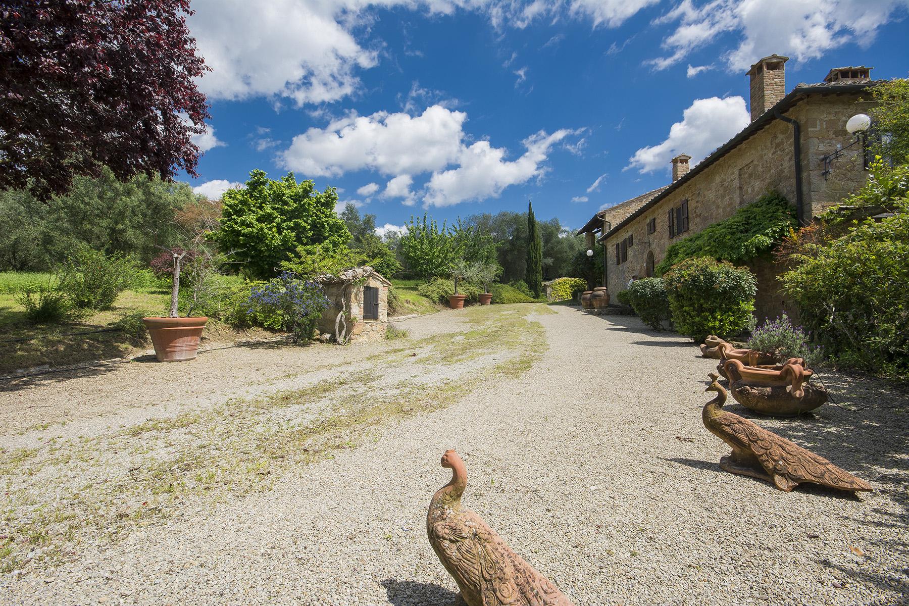 Casa indipendente in Vendita a Pienza: 5 locali, 400 mq - Foto 7