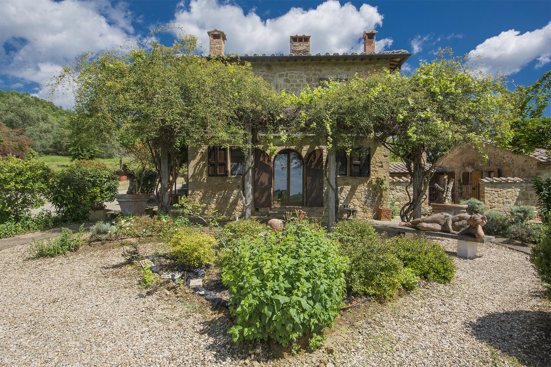 Casa indipendente in Vendita a Pienza: 5 locali, 400 mq - Foto 5