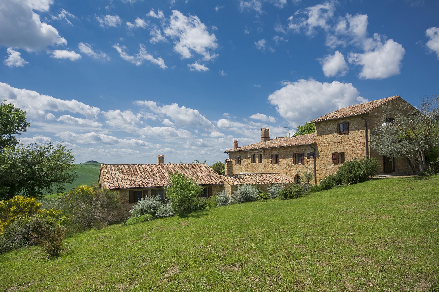 Casa indipendente in Vendita a Pienza: 5 locali, 400 mq