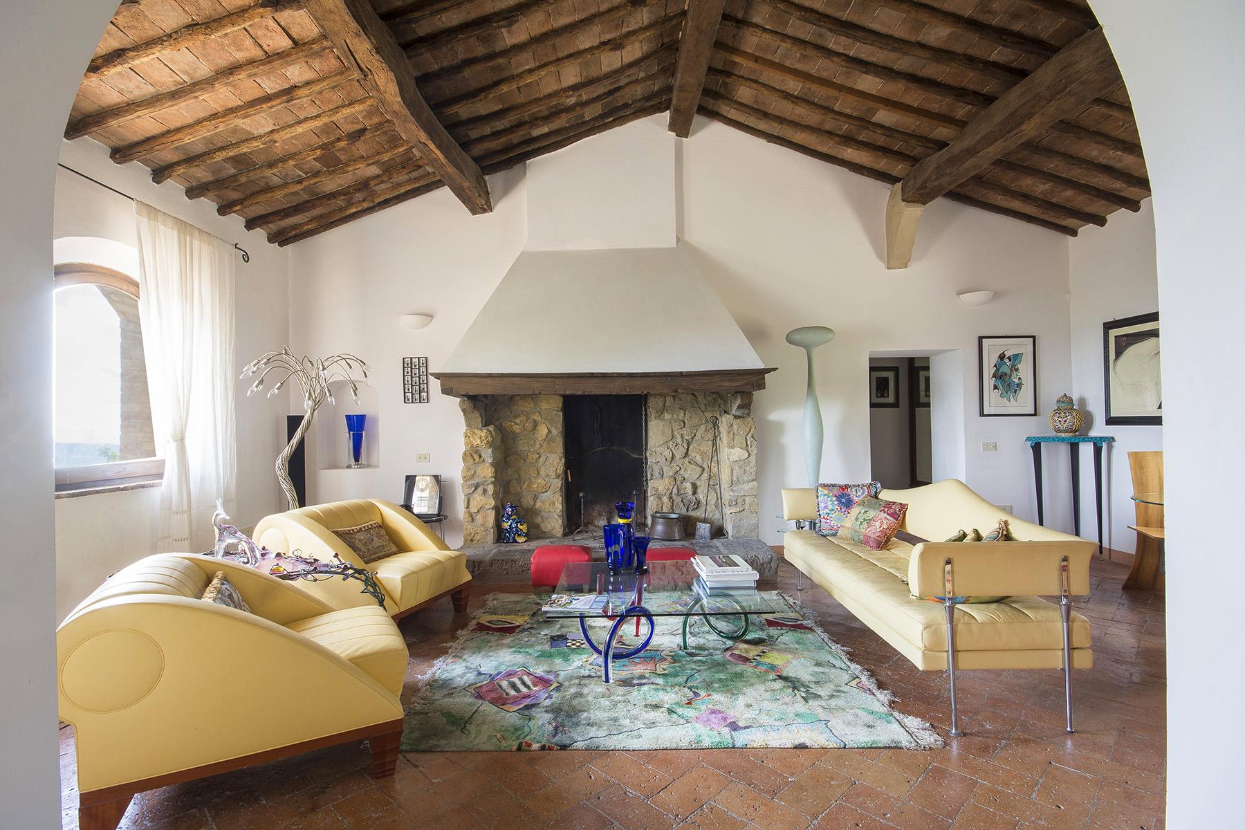 Casa indipendente in Vendita a Pienza: 5 locali, 400 mq - Foto 13