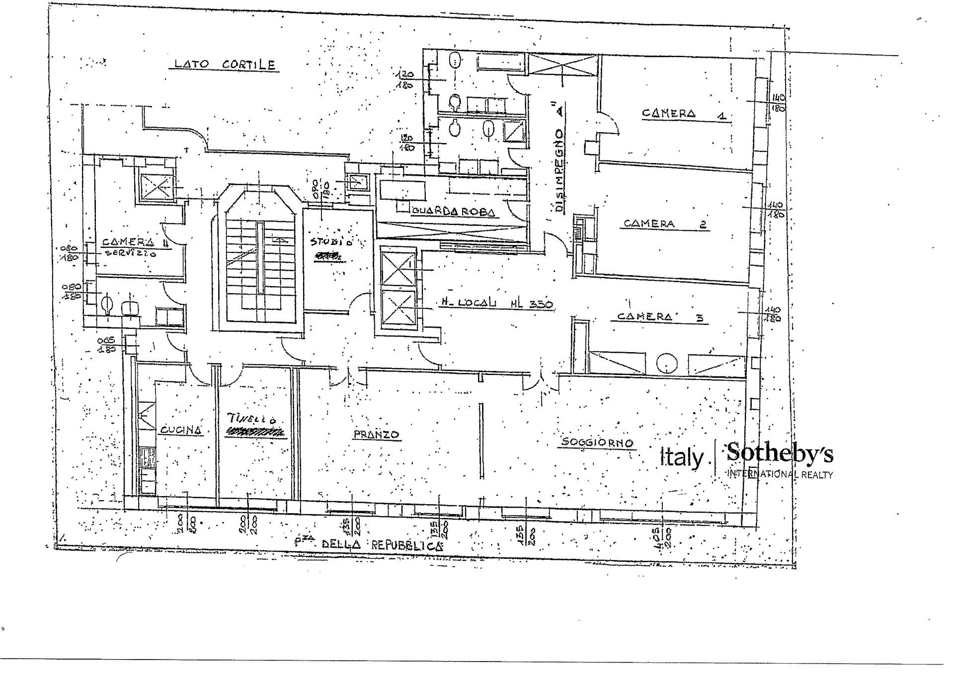 Appartamento in Vendita a Milano: 5 locali, 340 mq - Foto 22