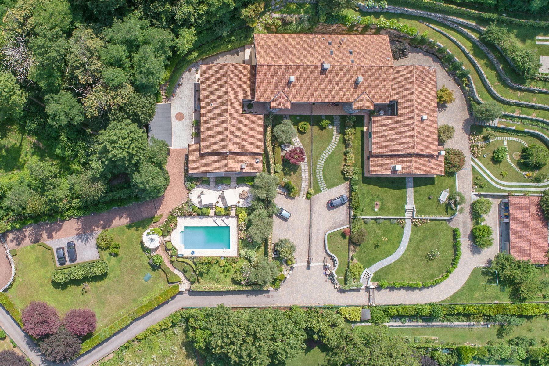 Villa in Vendita a Besozzo: 5 locali, 426 mq - Foto 27