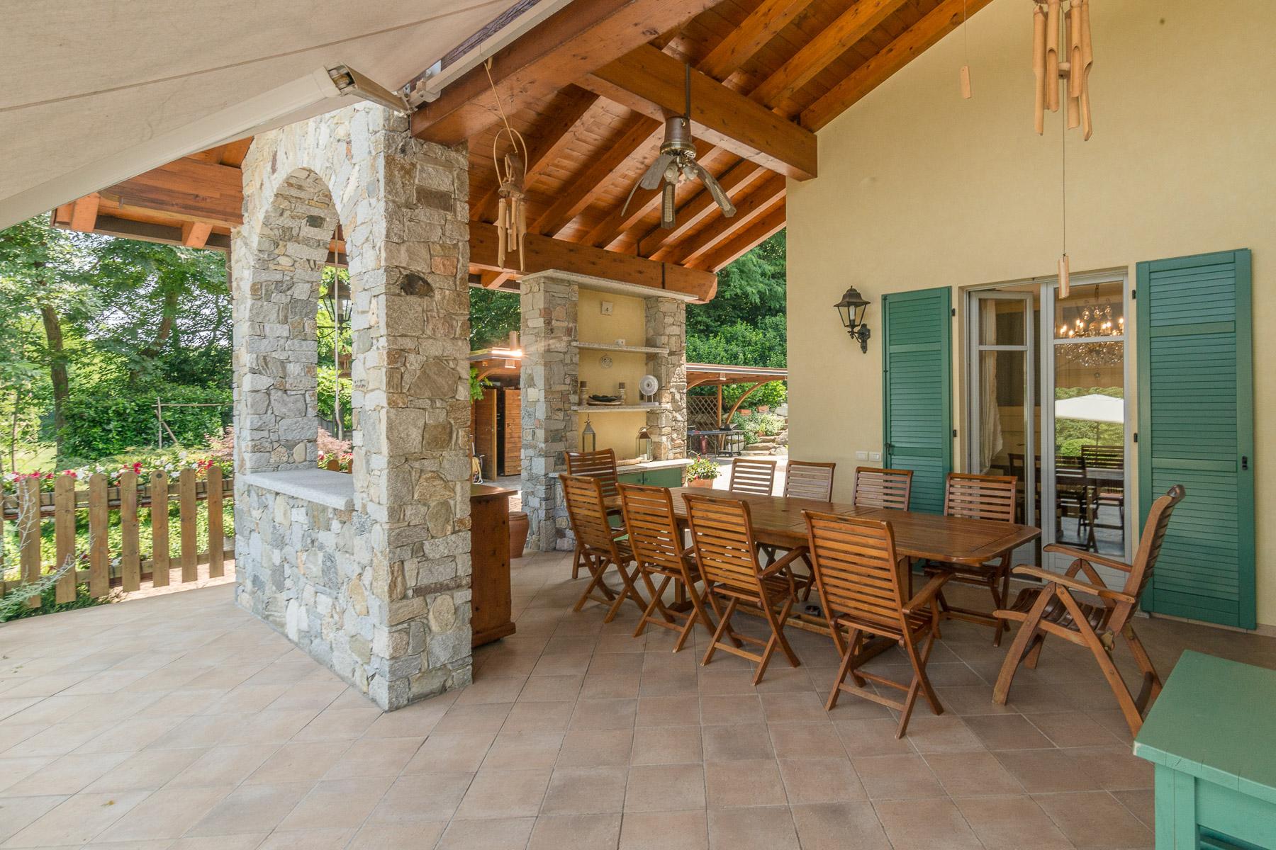 Villa in Vendita a Besozzo: 5 locali, 426 mq - Foto 14