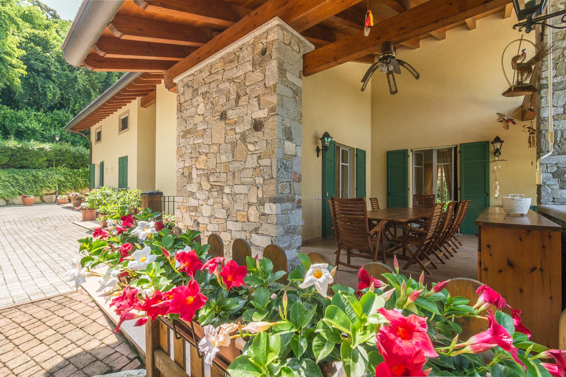 Villa in Vendita a Besozzo: 5 locali, 426 mq - Foto 22