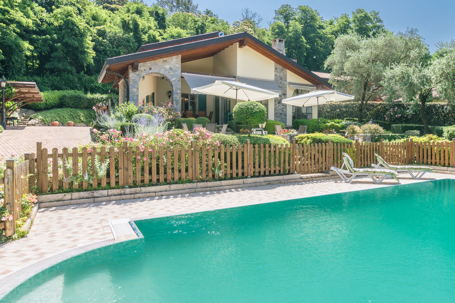 Villa in Vendita a Besozzo: 5 locali, 426 mq - Foto 24