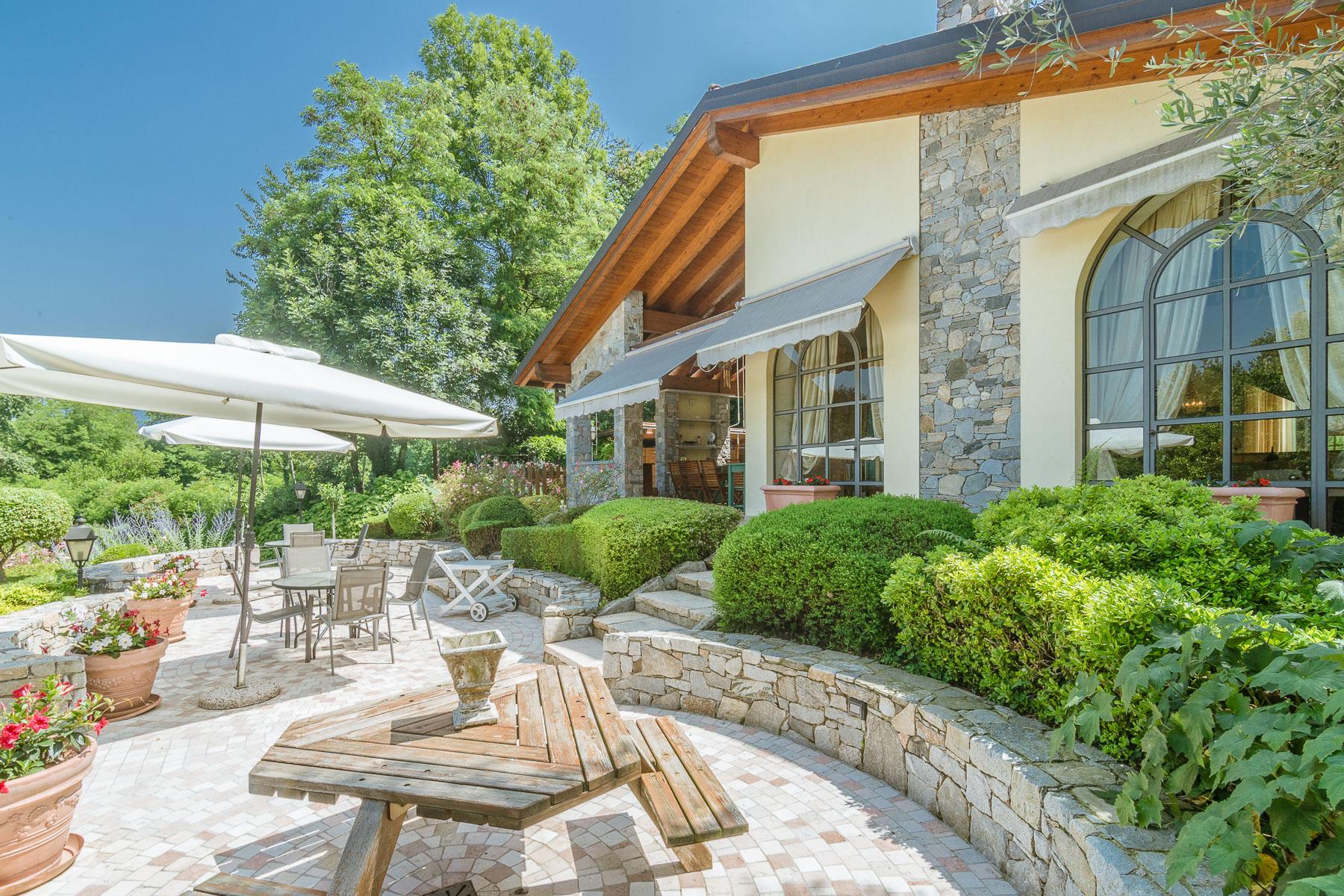 Villa in Vendita a Besozzo: 5 locali, 426 mq - Foto 25