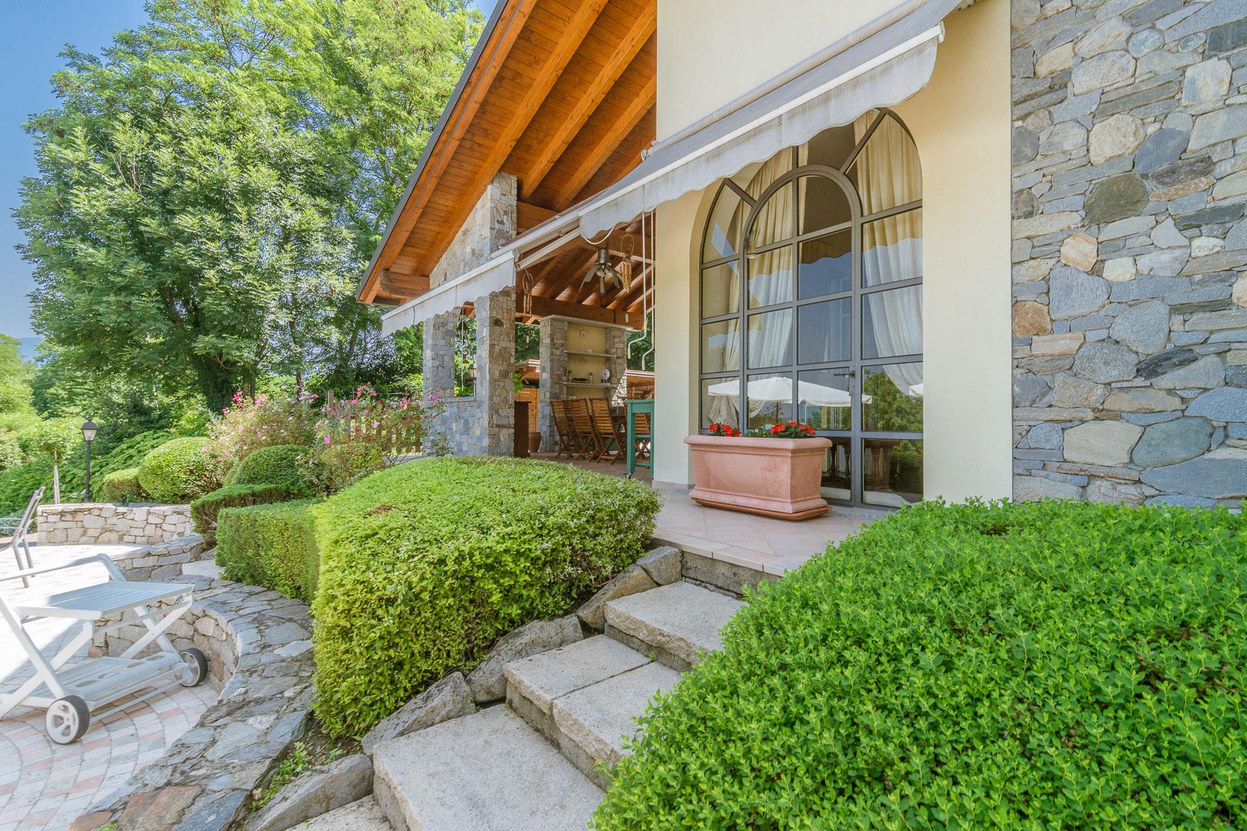 Villa in Vendita a Besozzo: 5 locali, 426 mq - Foto 26