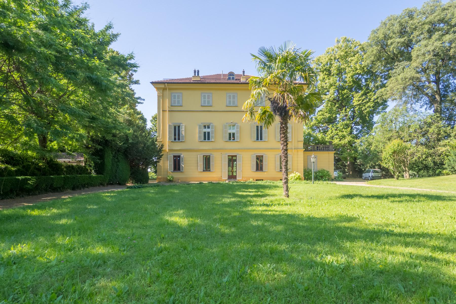 Villa in Affitto a Moncalieri: 5 locali, 983 mq - Foto 13