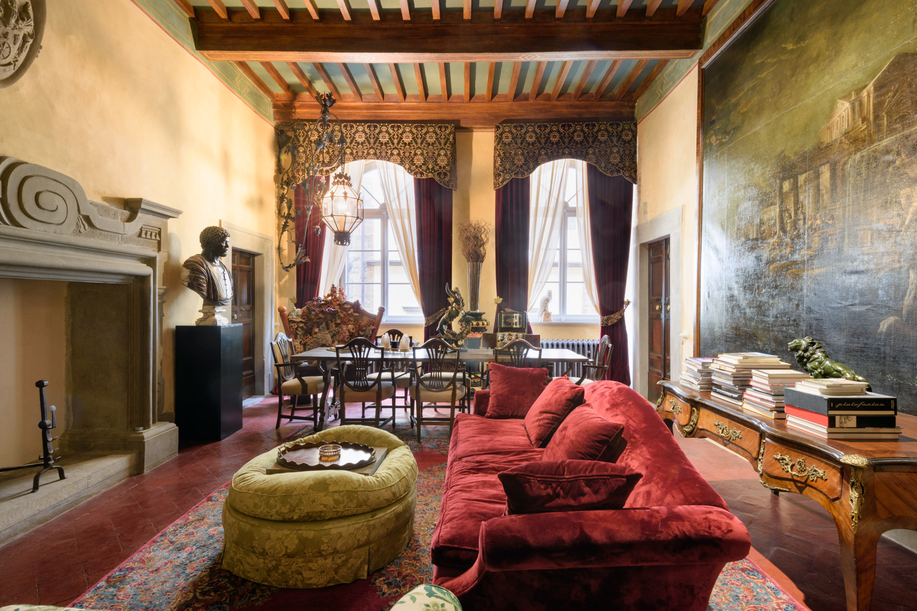 Villa in Vendita a Cortona Centro: 5 locali, 540 mq