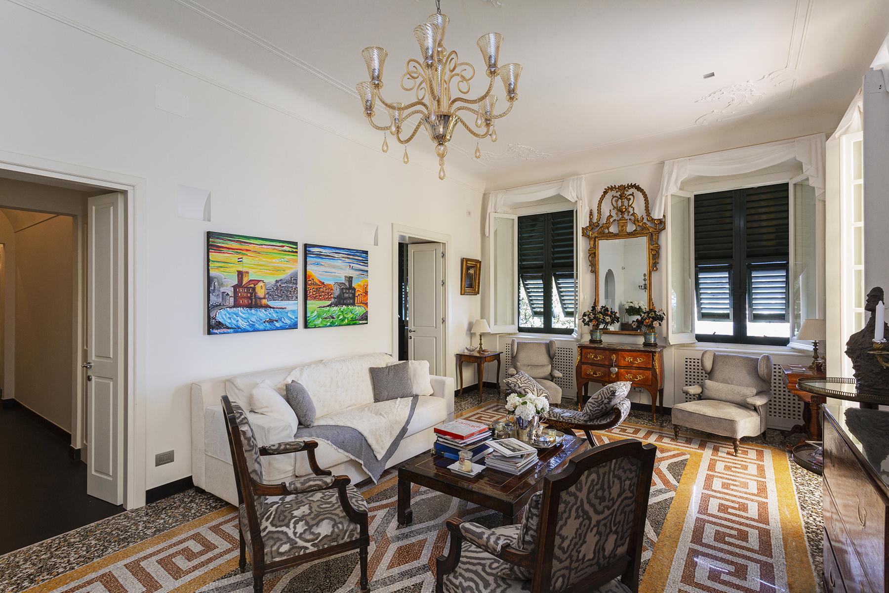 Appartamento in Vendita a Rapallo: 5 locali, 280 mq - Foto 7