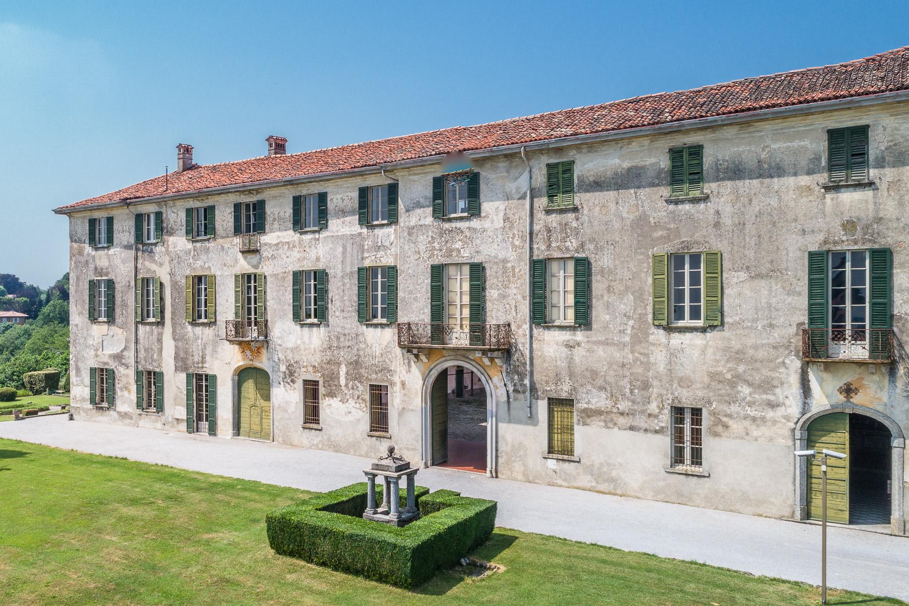 Villa in Vendita a Alzate Brianza: 5 locali, 4000 mq - Foto 11
