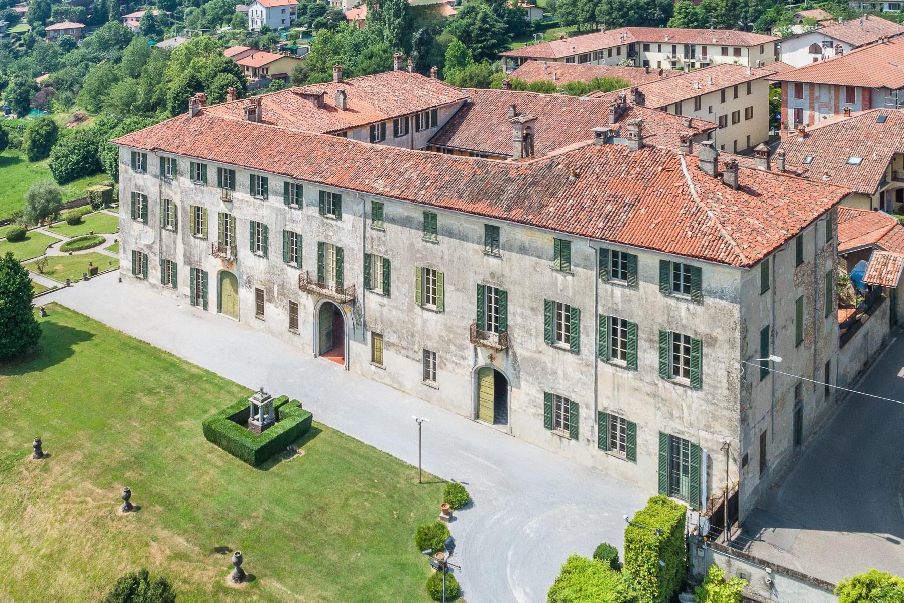 Villa in Vendita a Alzate Brianza: 5 locali, 4000 mq - Foto 12