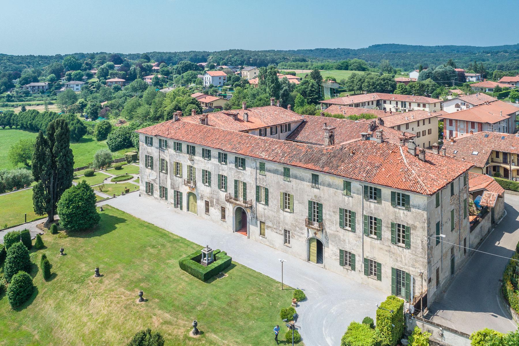 Villa in Vendita a Alzate Brianza: 5 locali, 4000 mq - Foto 13