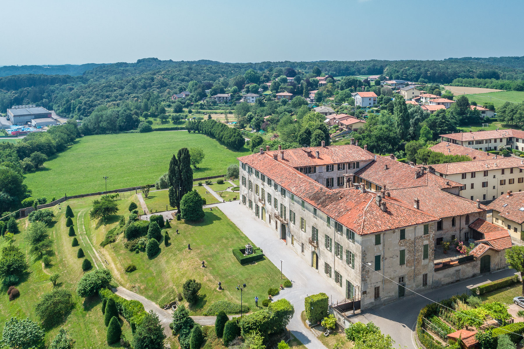 Villa in Vendita a Alzate Brianza: 5 locali, 4000 mq - Foto 14