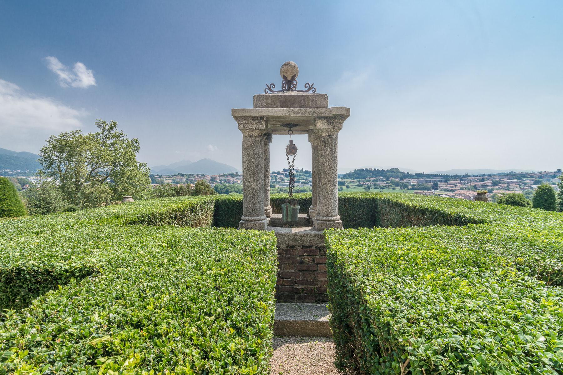 Villa in Vendita a Alzate Brianza: 5 locali, 4000 mq - Foto 25