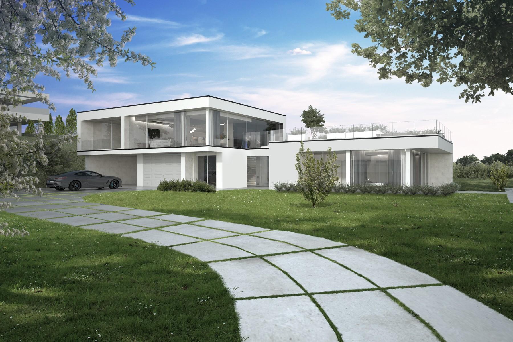 Villa in Vendita a Padenghe Sul Garda via costalunga