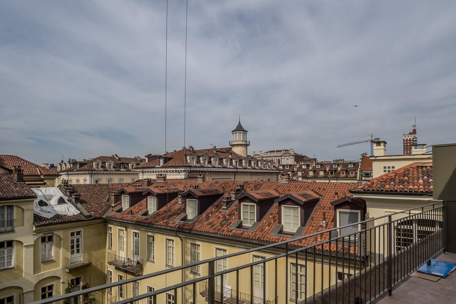 Appartamento in Affitto a Torino Centro: 4 locali, 80 mq