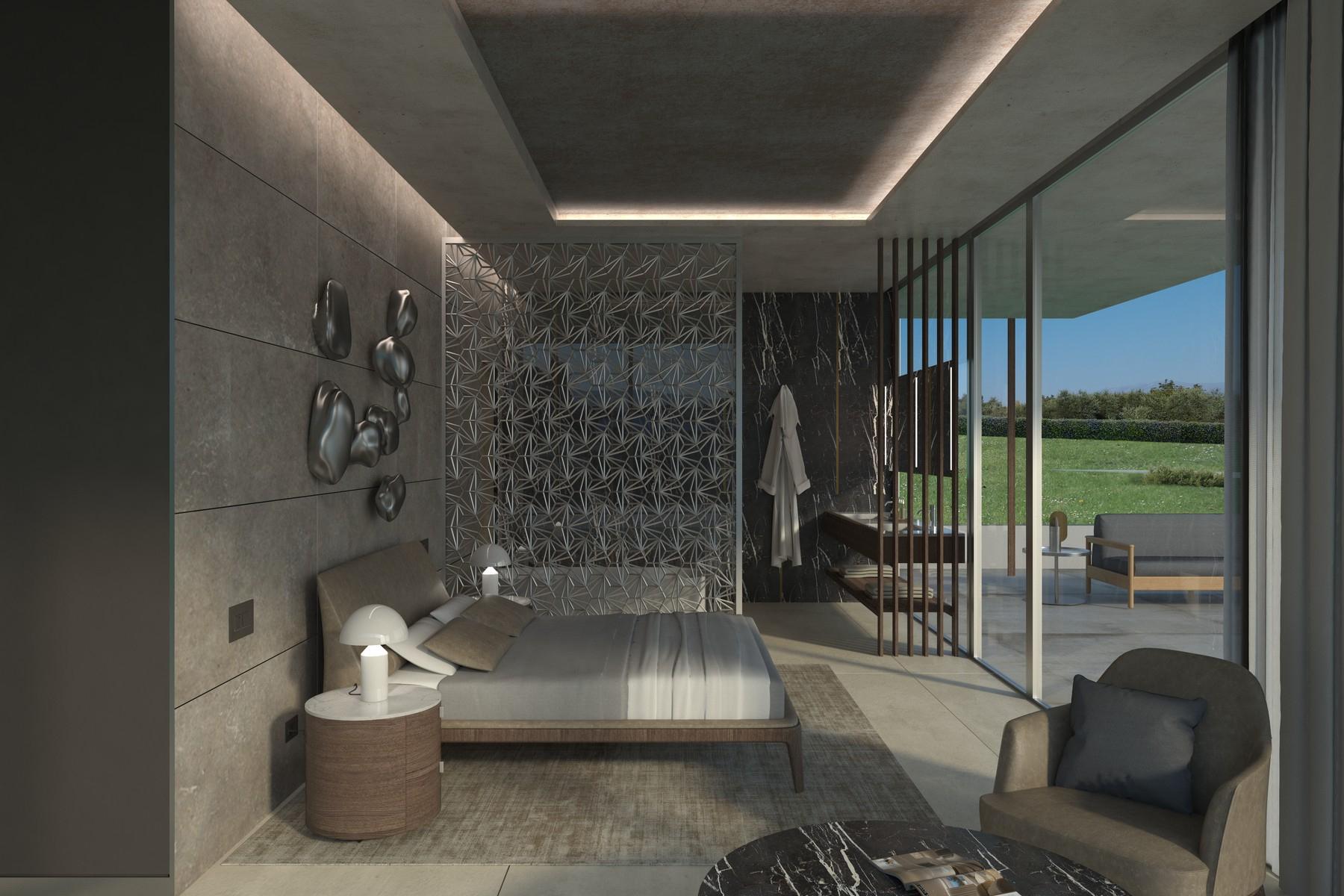 Appartamento in Vendita a Padenghe Sul Garda: 5 locali, 371 mq - Foto 2