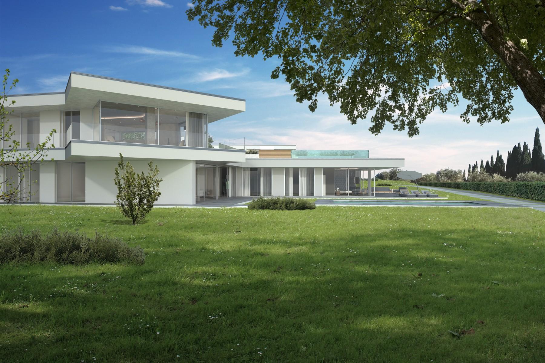 Appartamento in Vendita a Padenghe Sul Garda: 5 locali, 371 mq - Foto 7