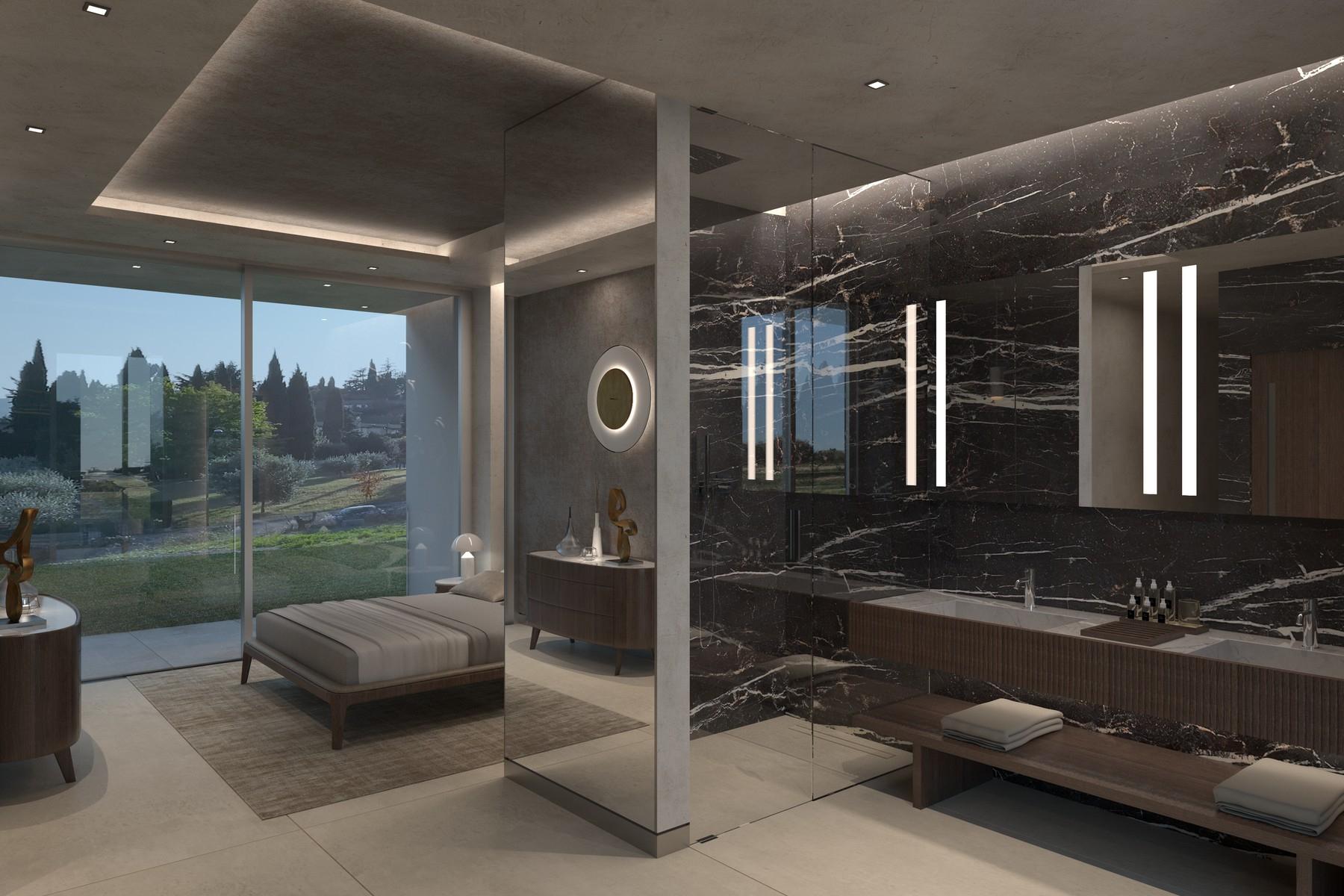 Appartamento in Vendita a Padenghe Sul Garda: 5 locali, 371 mq - Foto 5