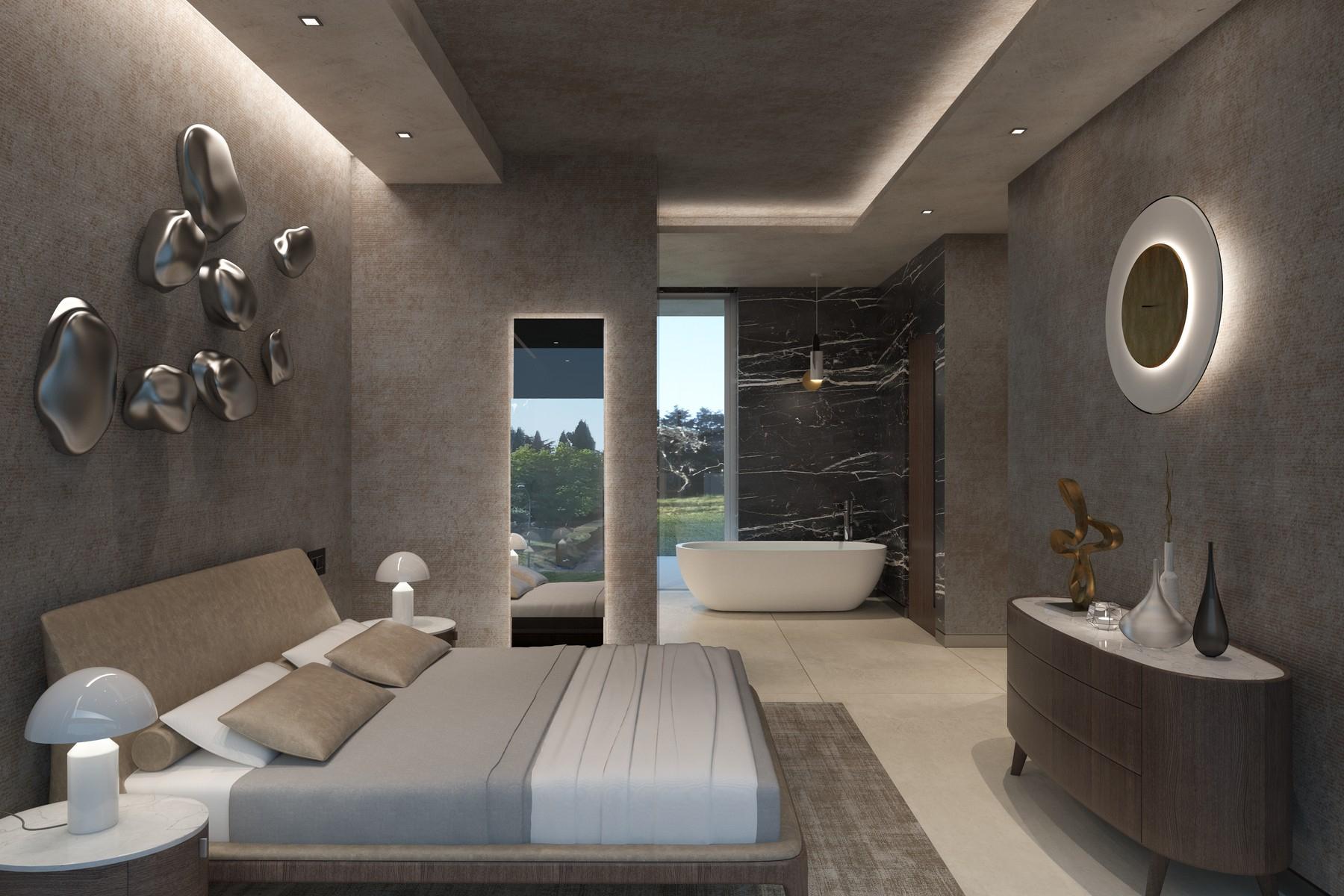 Appartamento in Vendita a Padenghe Sul Garda: 5 locali, 371 mq - Foto 10