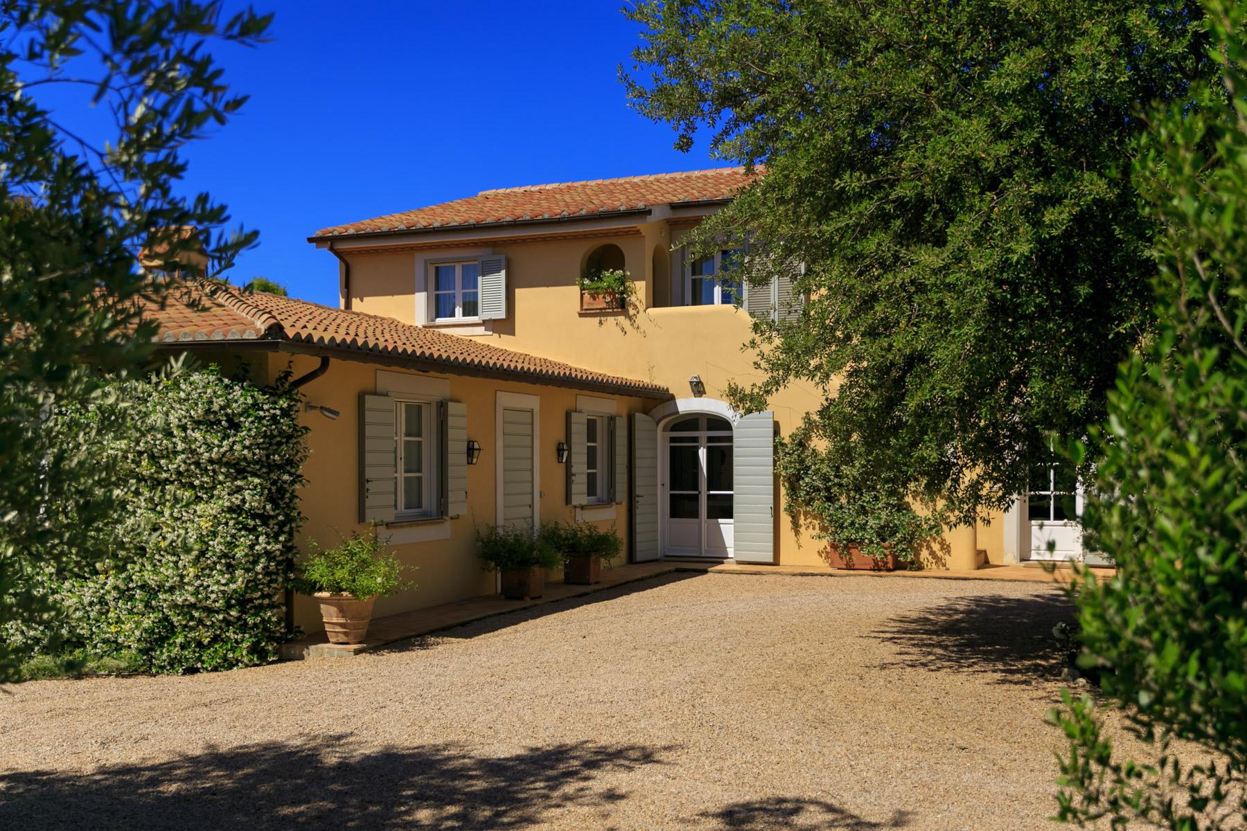 Villa in Vendita a Magliano In Toscana: 5 locali, 723 mq - Foto 18