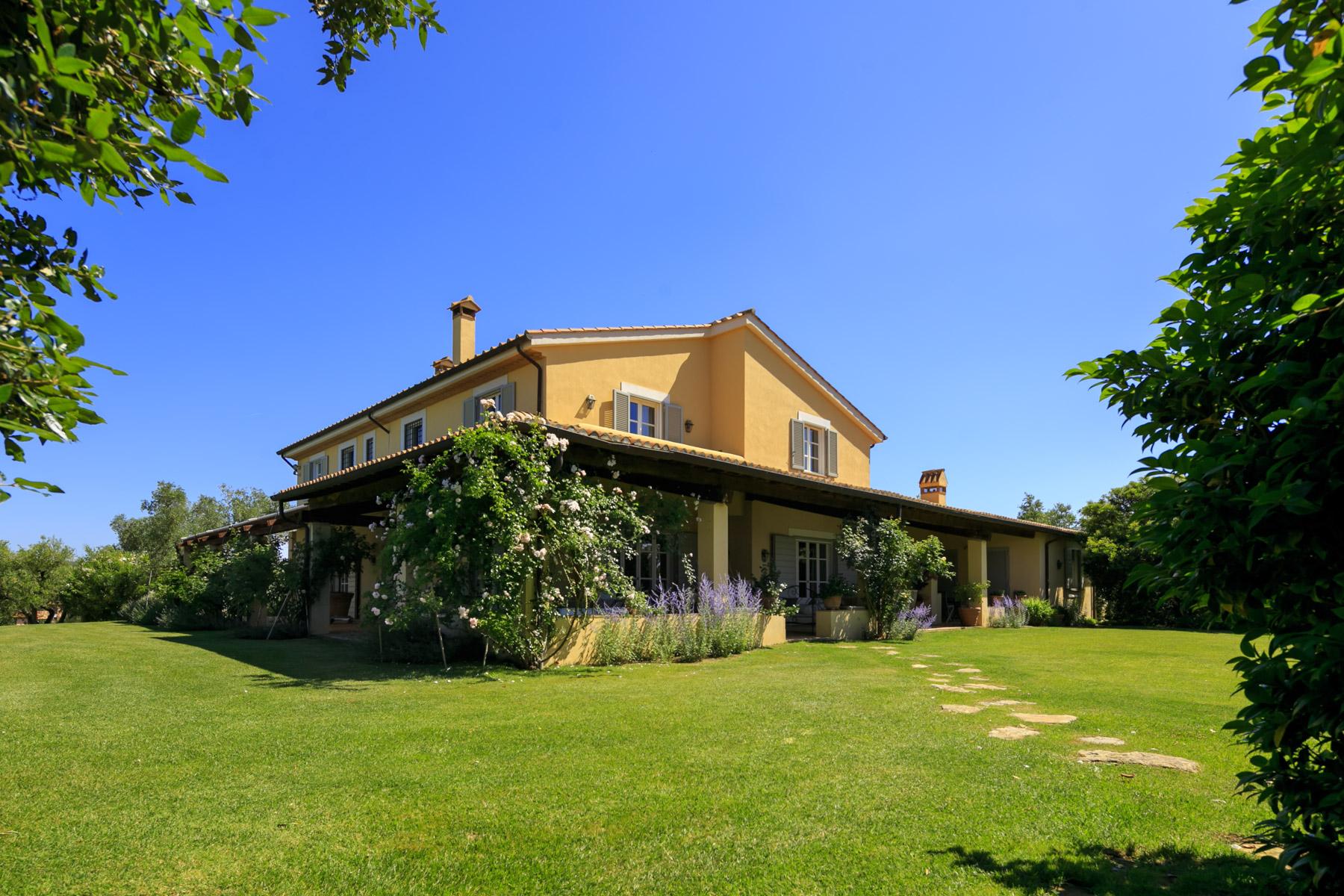 Villa in Vendita a Magliano In Toscana: 5 locali, 723 mq - Foto 3