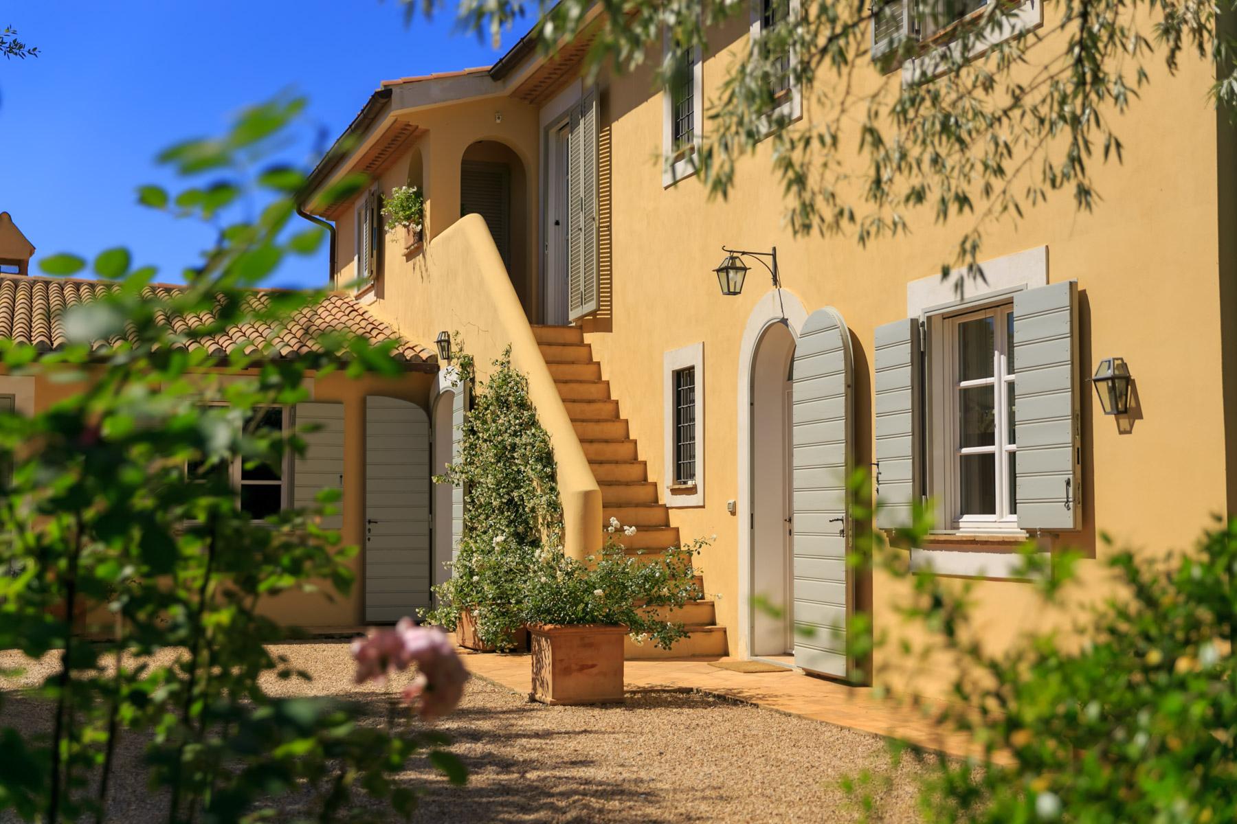 Villa in Vendita a Magliano In Toscana: 5 locali, 723 mq - Foto 4