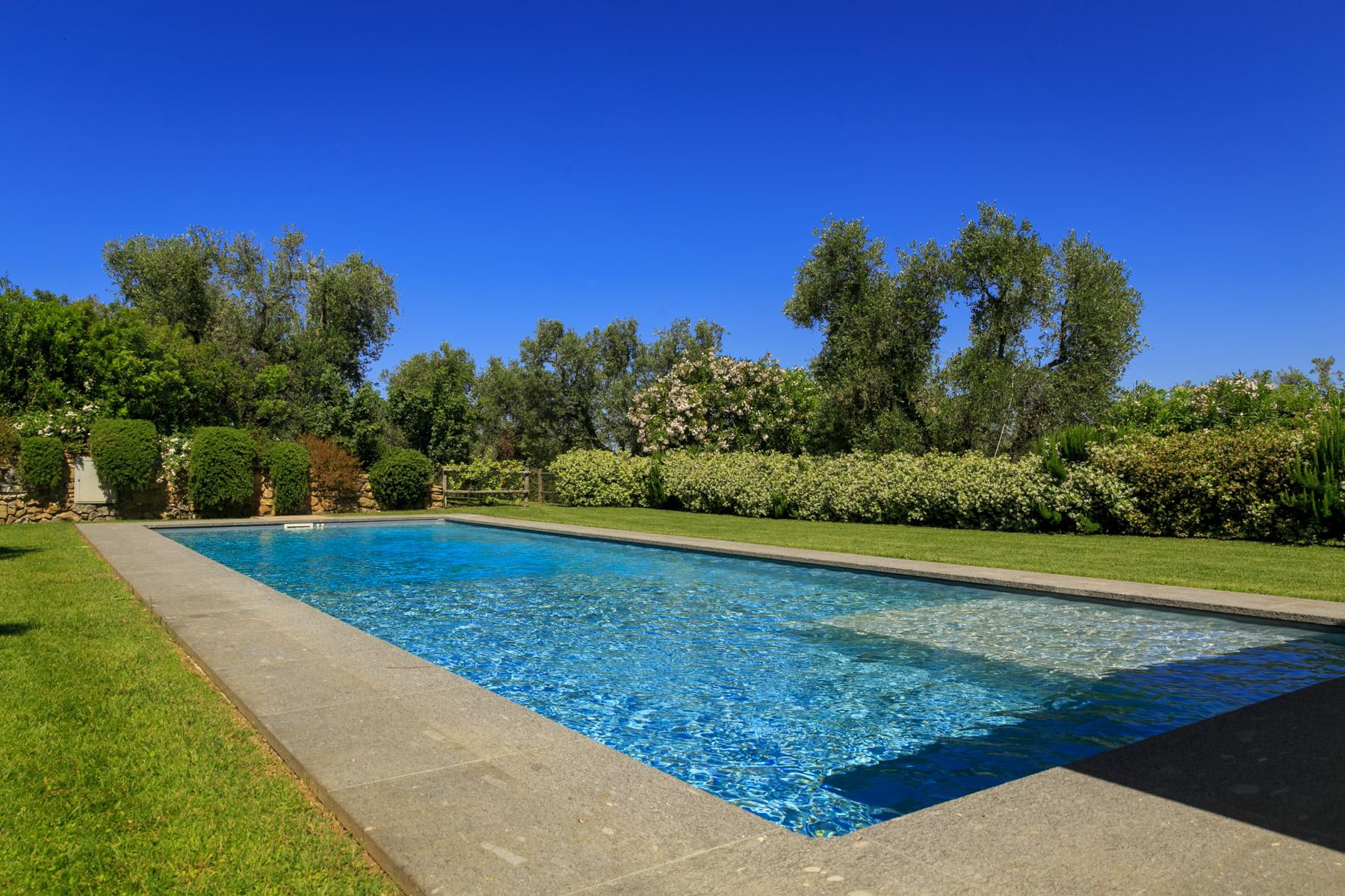 Villa in Vendita a Magliano In Toscana: 5 locali, 723 mq - Foto 2