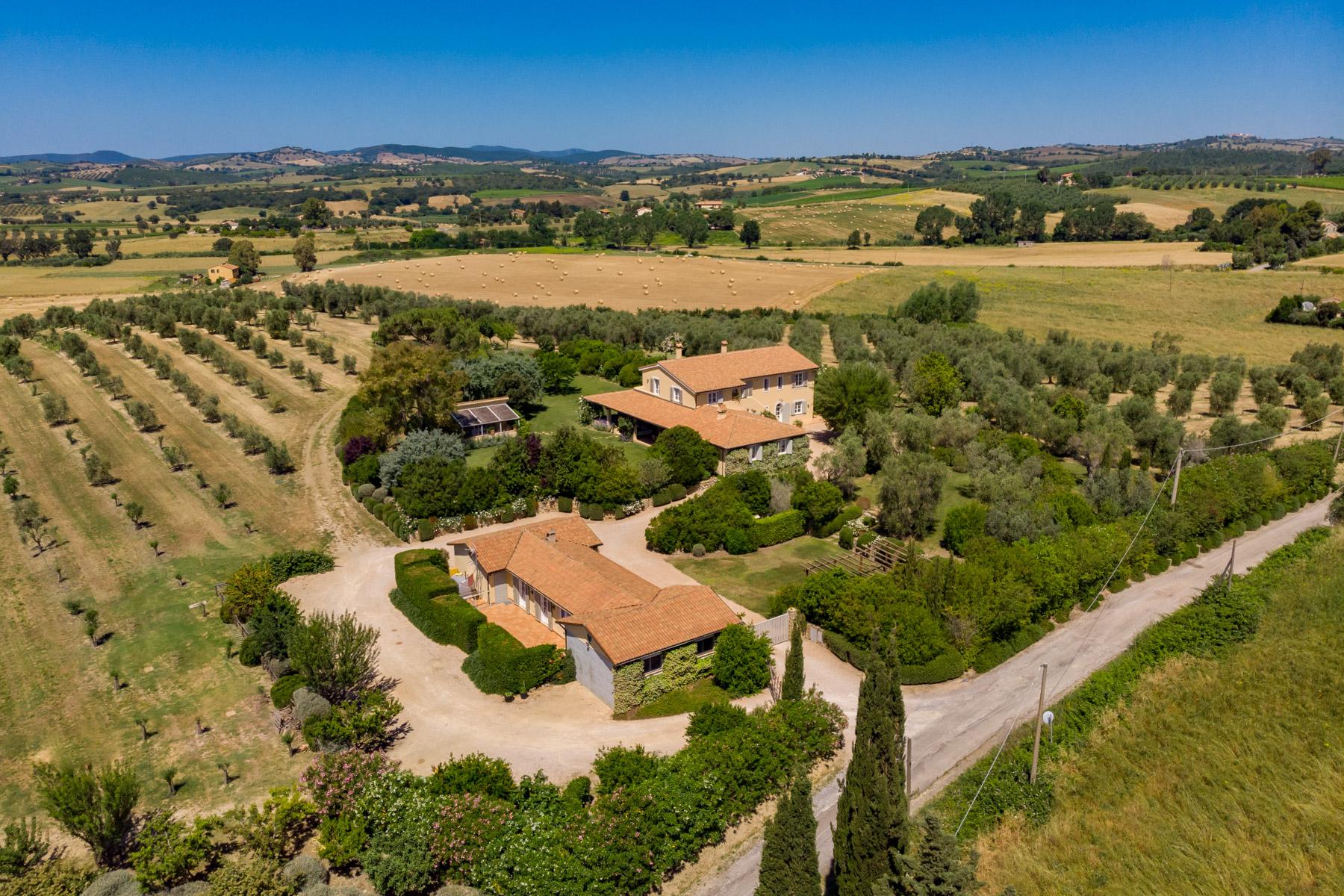 Villa in Vendita a Magliano In Toscana: 5 locali, 723 mq - Foto 26