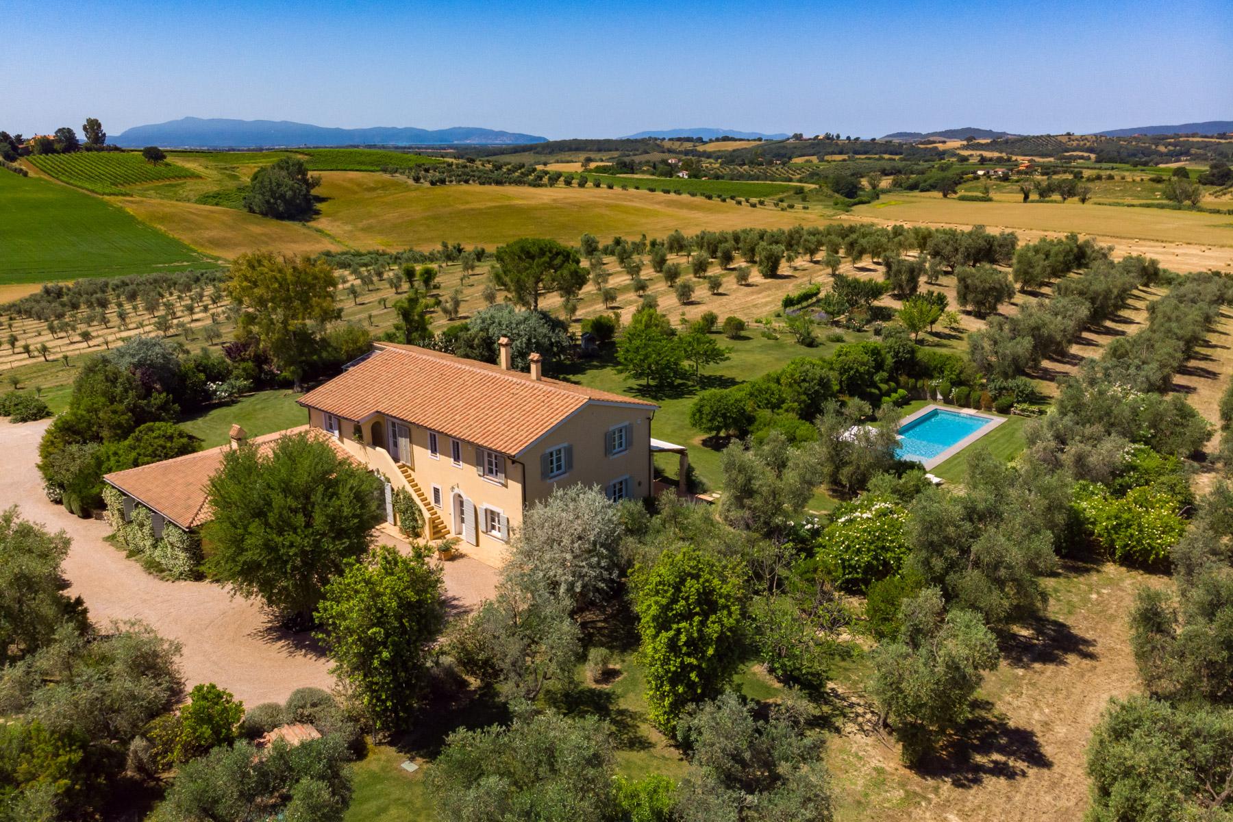 Villa in Vendita a Magliano In Toscana: 5 locali, 723 mq - Foto 27