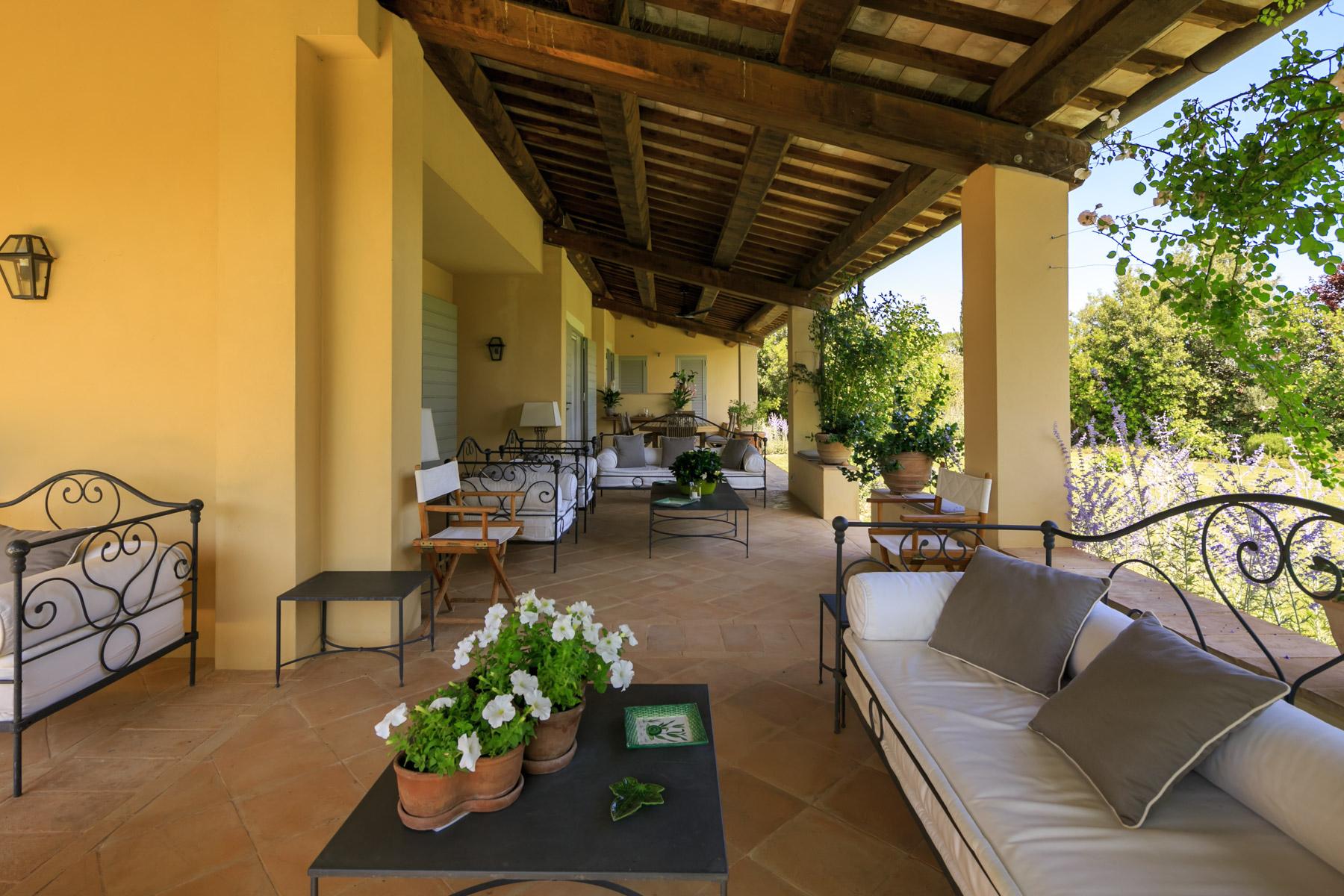 Villa in Vendita a Magliano In Toscana: 5 locali, 723 mq - Foto 20