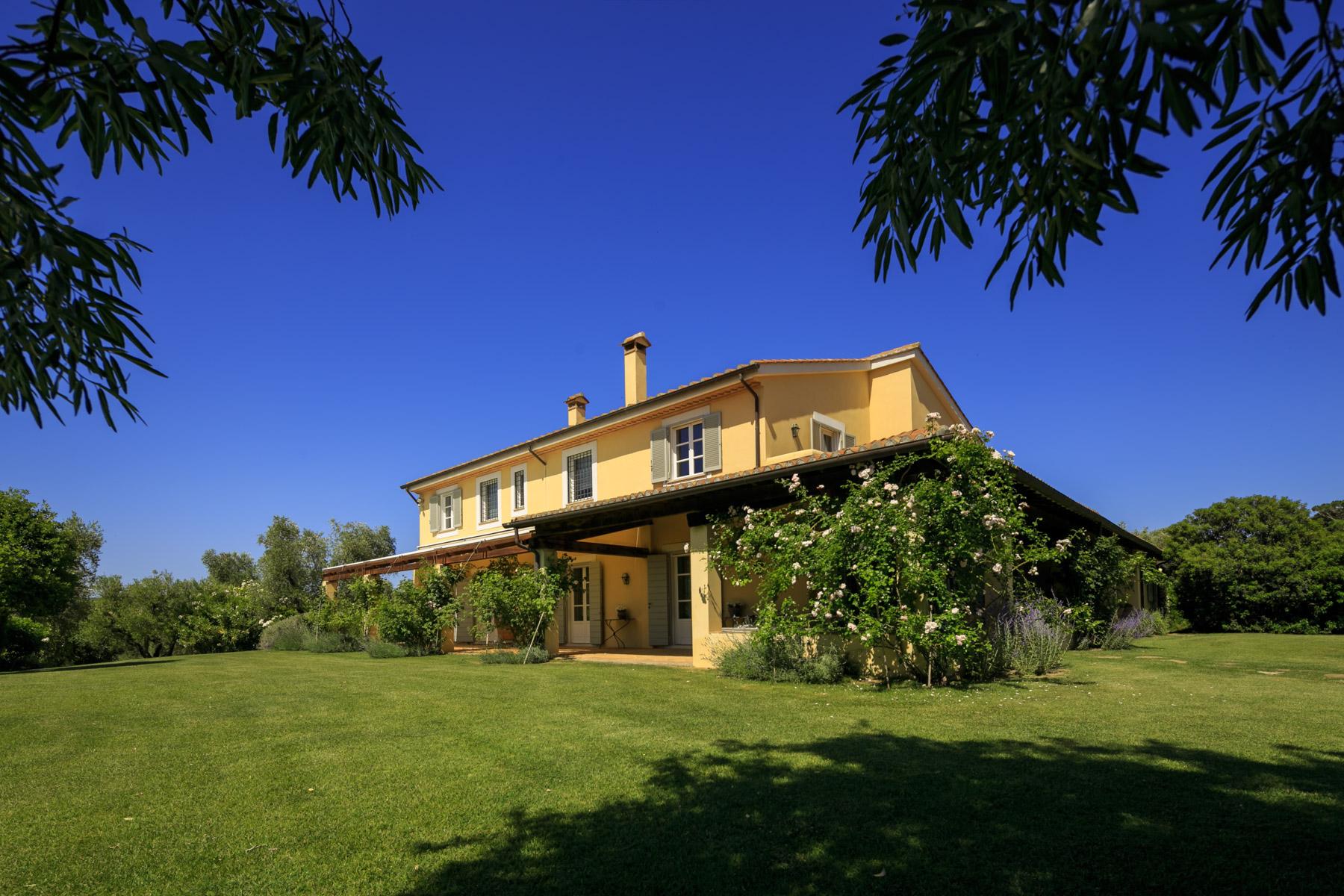 Villa in Vendita a Magliano In Toscana: 5 locali, 723 mq - Foto 16