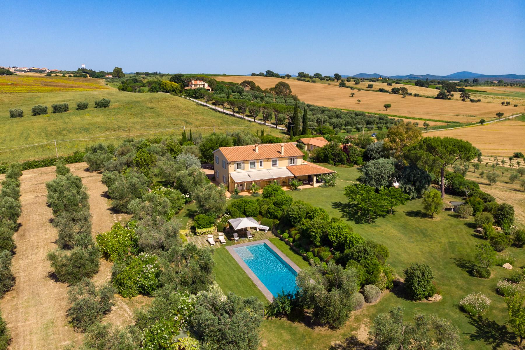 Villa in Vendita a Magliano In Toscana: 5 locali, 723 mq - Foto 13