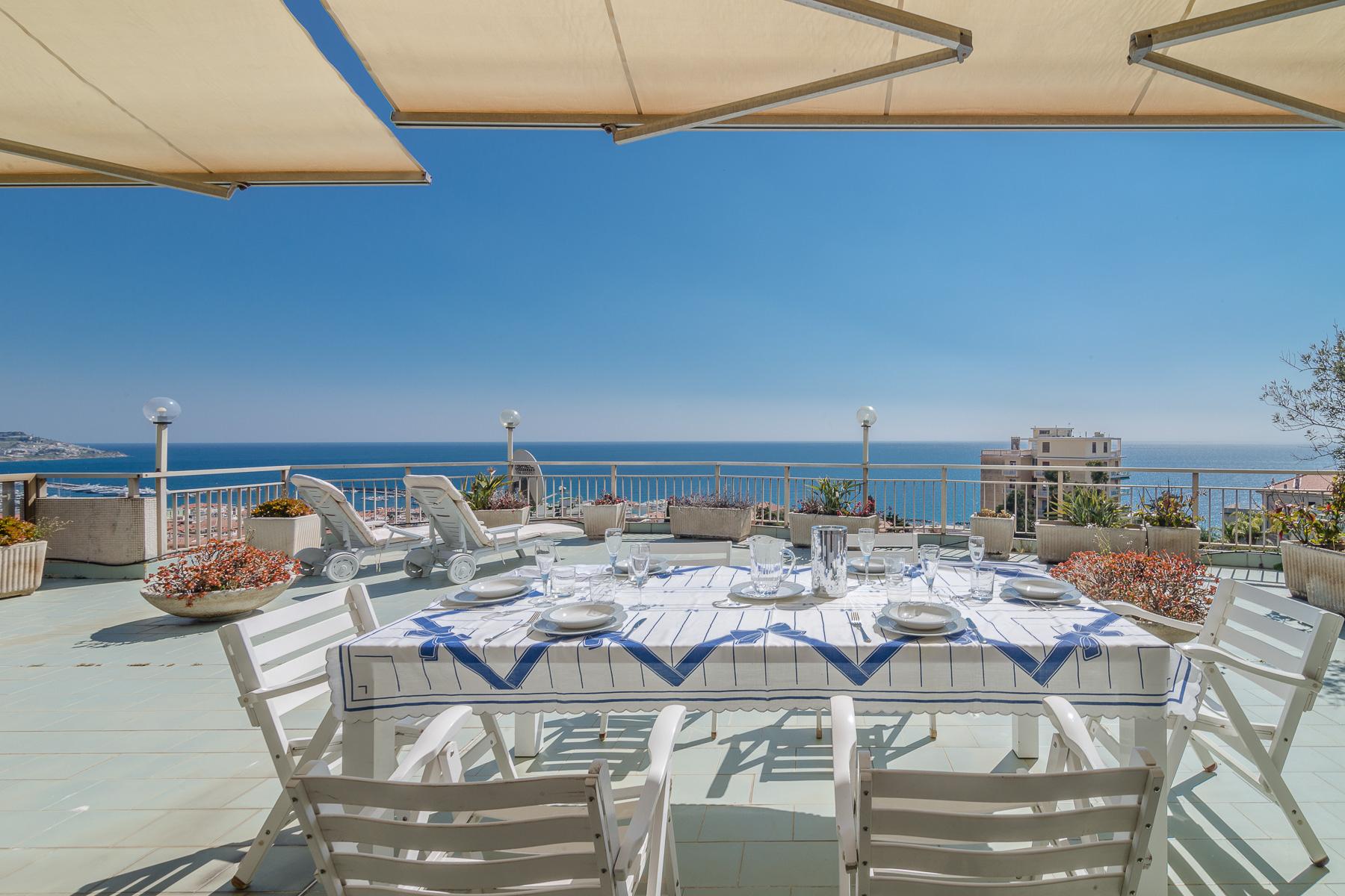 Appartamento in Vendita a Sanremo: 4 locali, 120 mq - Foto 8