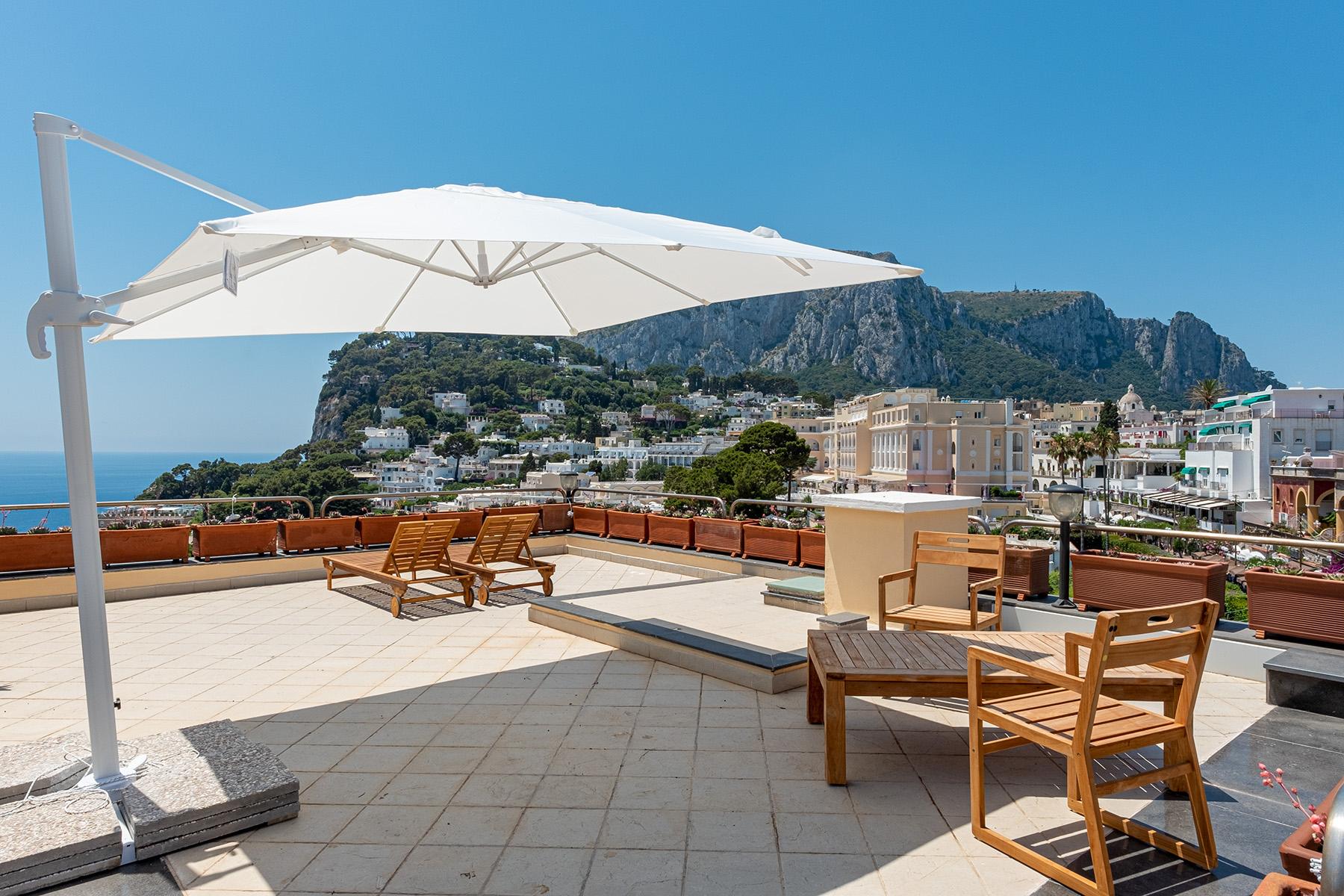 Attico in Vendita a Capri via camerelle
