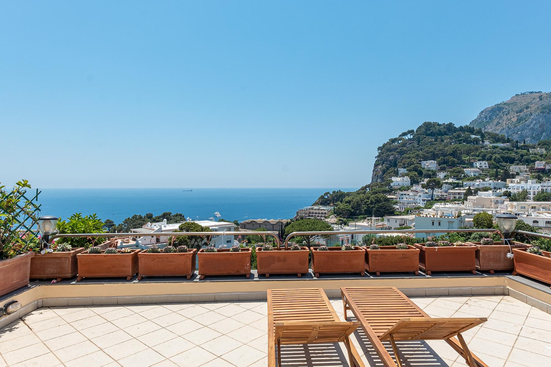 Attico in Vendita a Capri: 5 locali, 160 mq - Foto 1