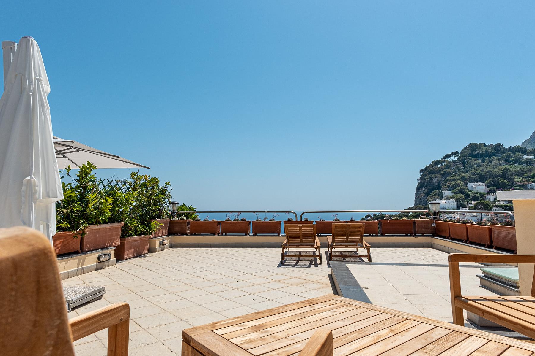 Attico in Vendita a Capri: 5 locali, 160 mq - Foto 12