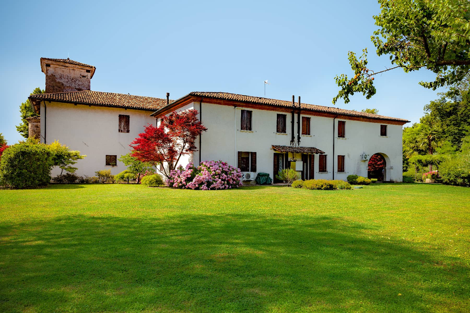 Villa in Vendita a Carbonera: 5 locali, 850 mq