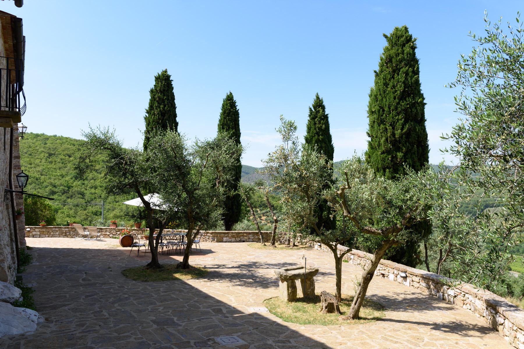 Rustico in Vendita a Castellina In Chianti: 5 locali, 650 mq - Foto 9