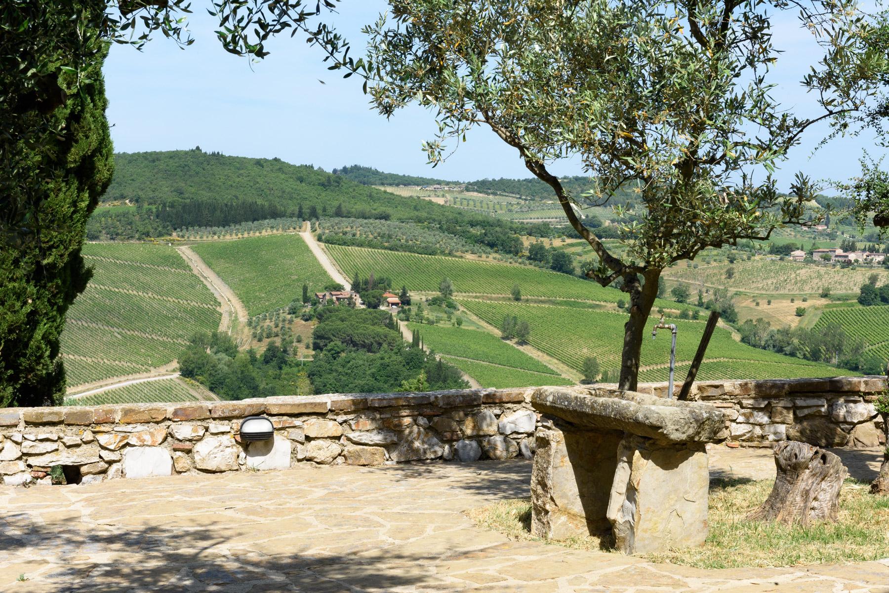 Rustico in Vendita a Castellina In Chianti: 5 locali, 650 mq - Foto 20