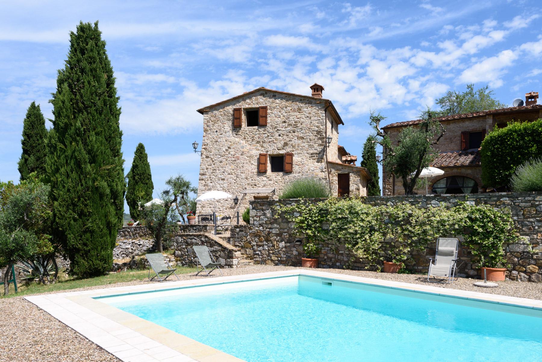 Rustico in Vendita a Castellina In Chianti: 5 locali, 650 mq - Foto 1