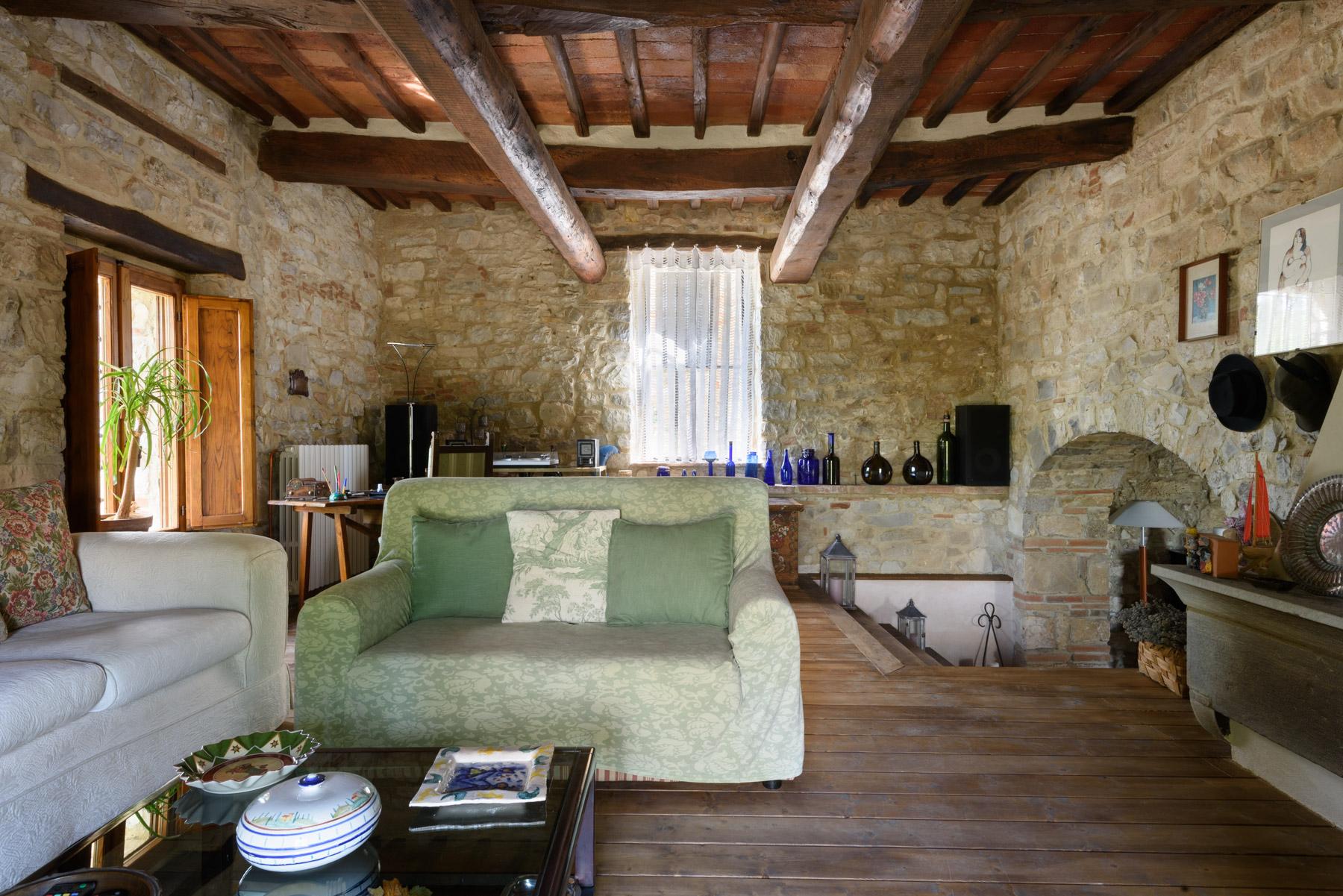 Rustico in Vendita a Castellina In Chianti: 5 locali, 650 mq - Foto 13