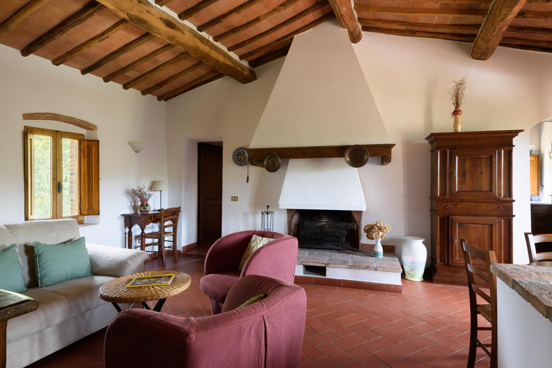 Rustico in Vendita a Castellina In Chianti: 5 locali, 650 mq - Foto 16
