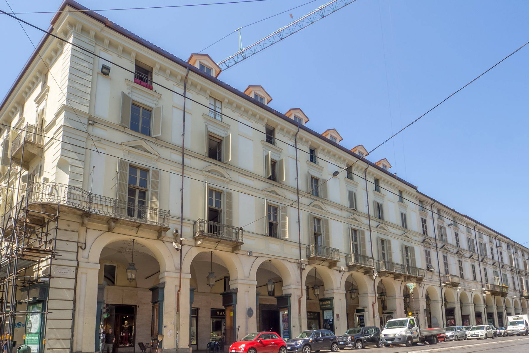 Appartamento in Affitto a Torino Centro: 2 locali, 45 mq