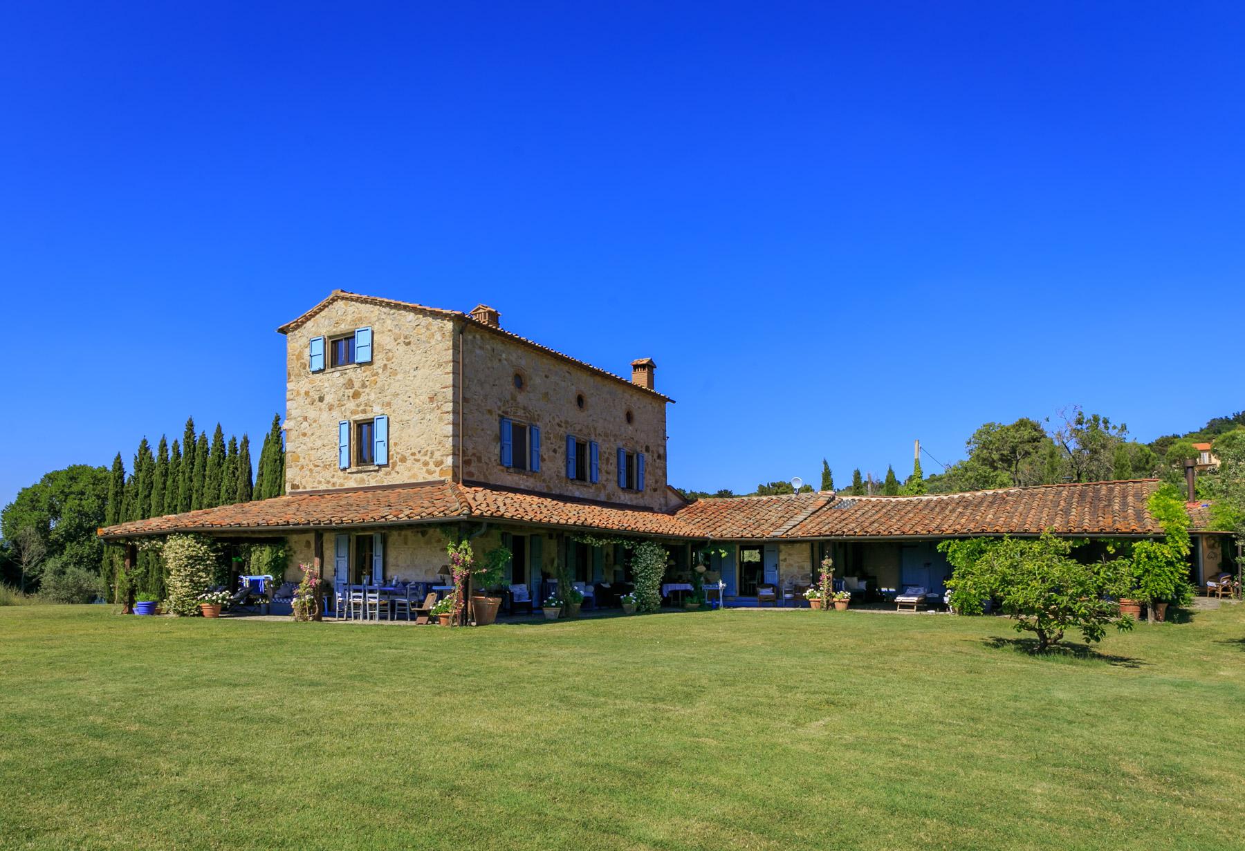 Villa in Vendita a Santa Luce: 5 locali, 270 mq - Foto 5