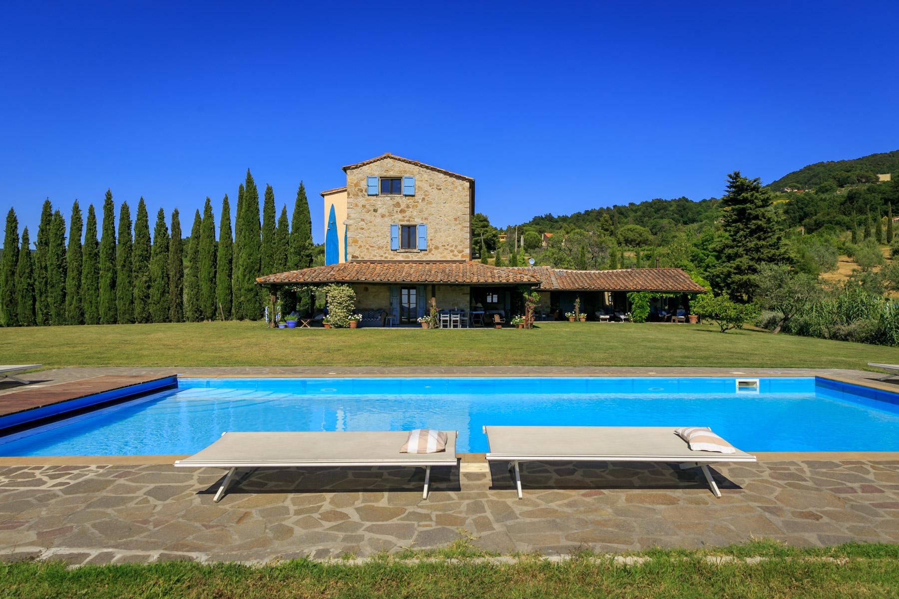 Villa in Vendita a Santa Luce:  5 locali, 270 mq  - Foto 1