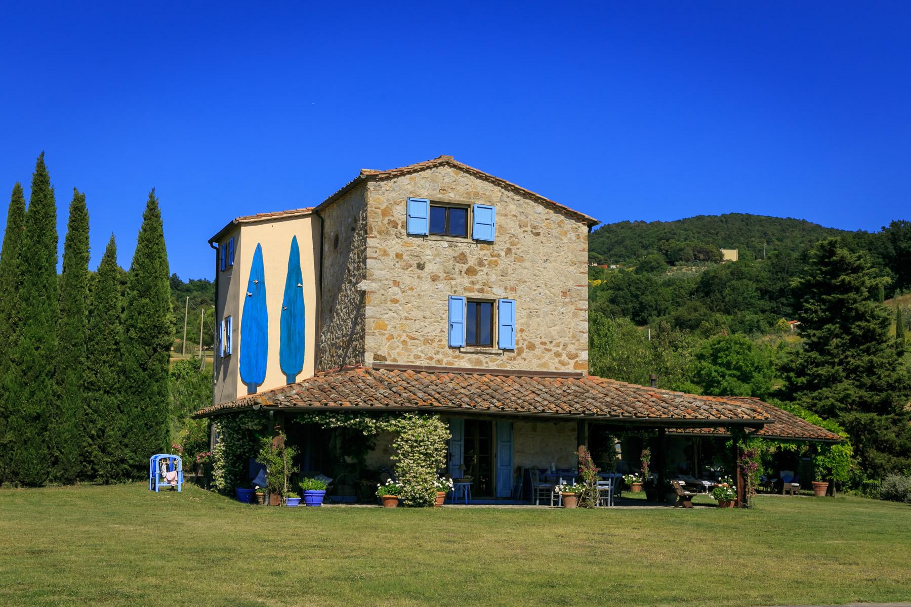 Villa in Vendita a Santa Luce: 5 locali, 270 mq - Foto 3