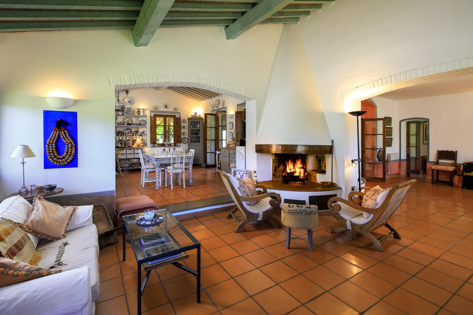 Villa in Vendita a Santa Luce: 5 locali, 270 mq - Foto 13