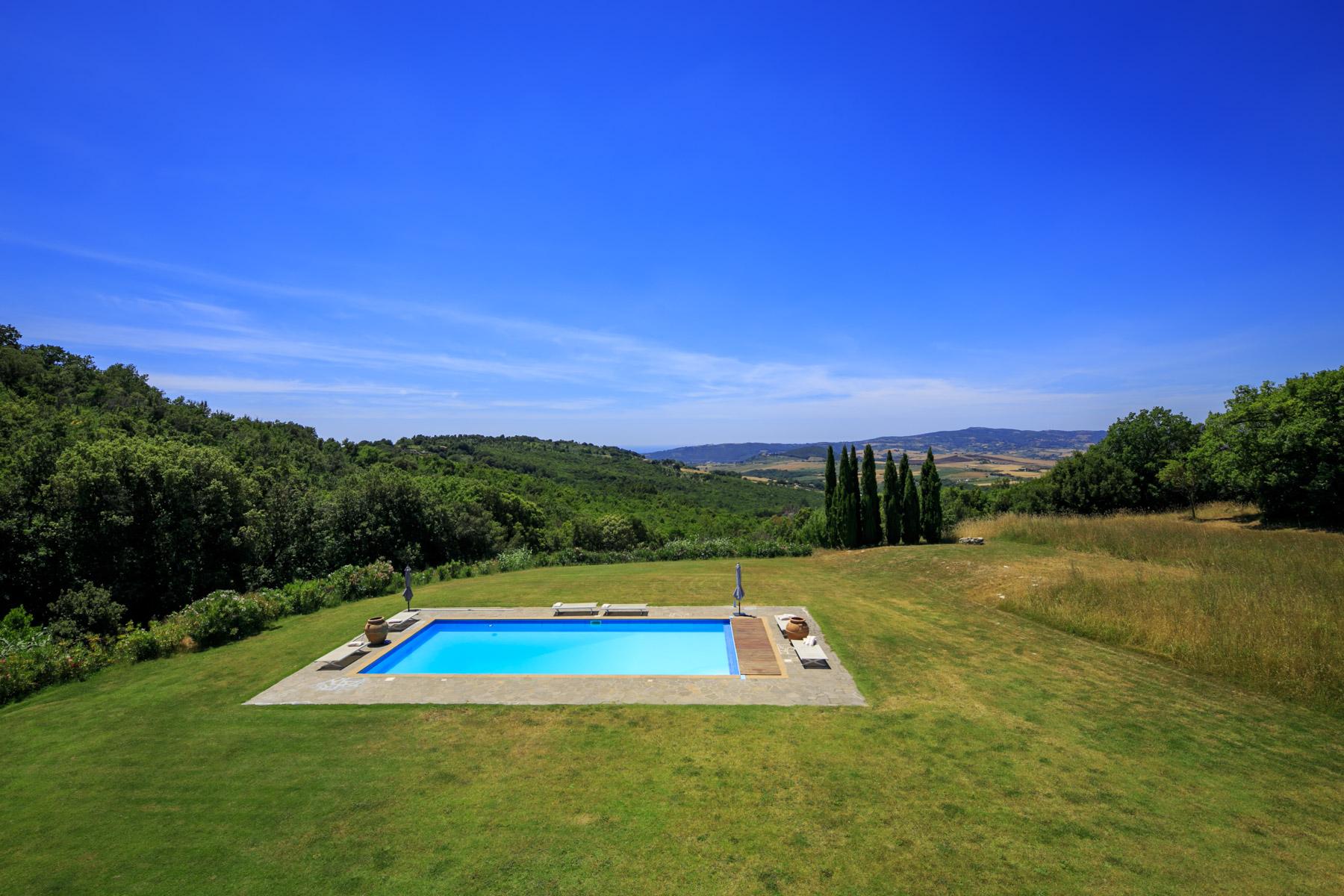 Villa in Vendita a Santa Luce: 5 locali, 270 mq - Foto 25